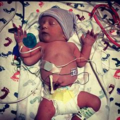 Tubal Reversal Baby of Angela Steelman 2