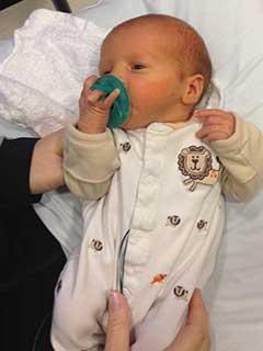 Tubal Reversal Baby of Kimberly Merideth 6