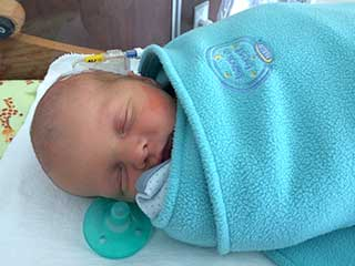 Tubal Reversal Baby of Kimberly Merideth 7