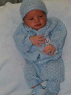 Tubal Reversal Baby of Yarelis De Jesus 3